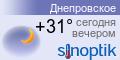Погода Днепровское