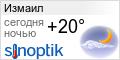 Погода в Измаиле на неделю