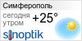 Погода в Симферополе