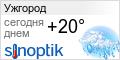 Погода в Ужгороде на неделю