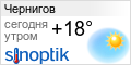 Погода Чернигов