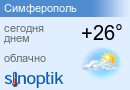 Погода в Симферополе на неделю