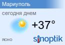 Прогноз погоды в Мариуполе
