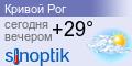 Погода Кривой Рог