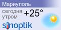 Погода Мариуполь