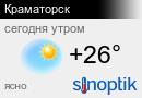 Погода Краматорск