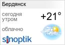 Погода в Бердянске