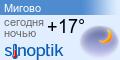 Погода Мигово