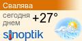 Погода Свалява