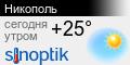 Погода Никополь
