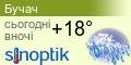 Погода у Бучачі на тиждень