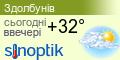 Погода у Здолбунові на тиждень