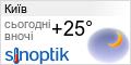 Погода у Києві на тиждень