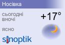 Погода Носівка