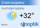 Погода Олександрівка