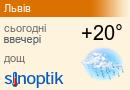 Погода Львів