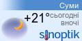 Погода у Сумах